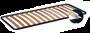 Метална подматрачна рамка Алфа