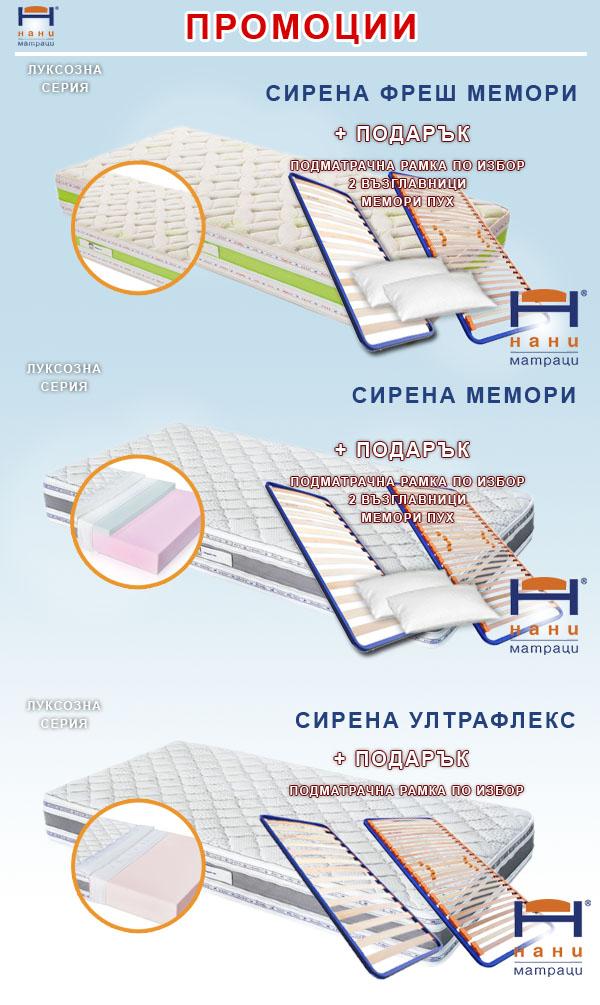 Матраци НАНИ, магазин за матраци на борса матраци МИМ